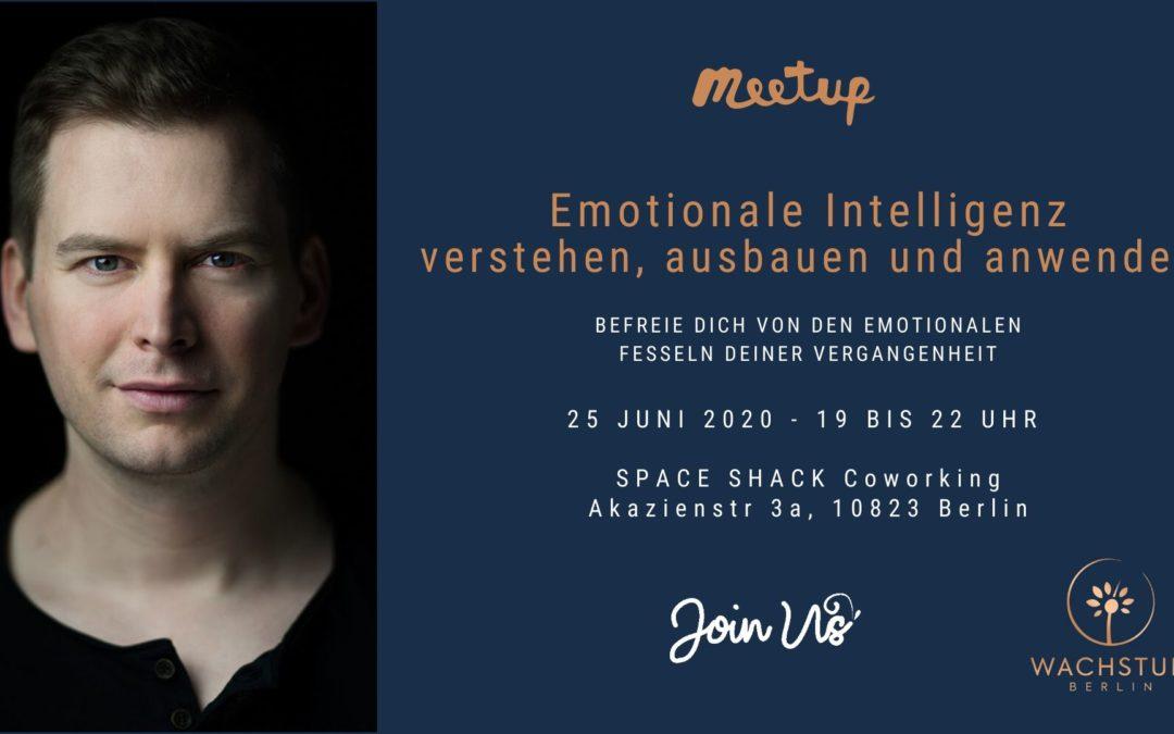 Meetup: Emotionale Intelligenz verstehen, ausbauen und anwenden