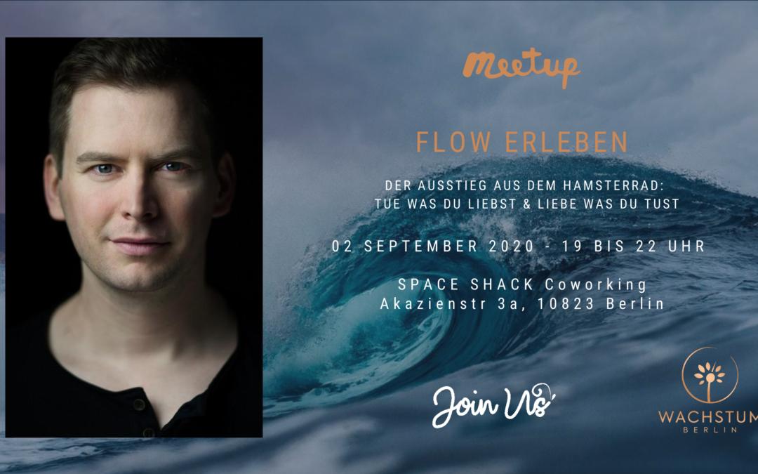 Meetup: Flow Erleben