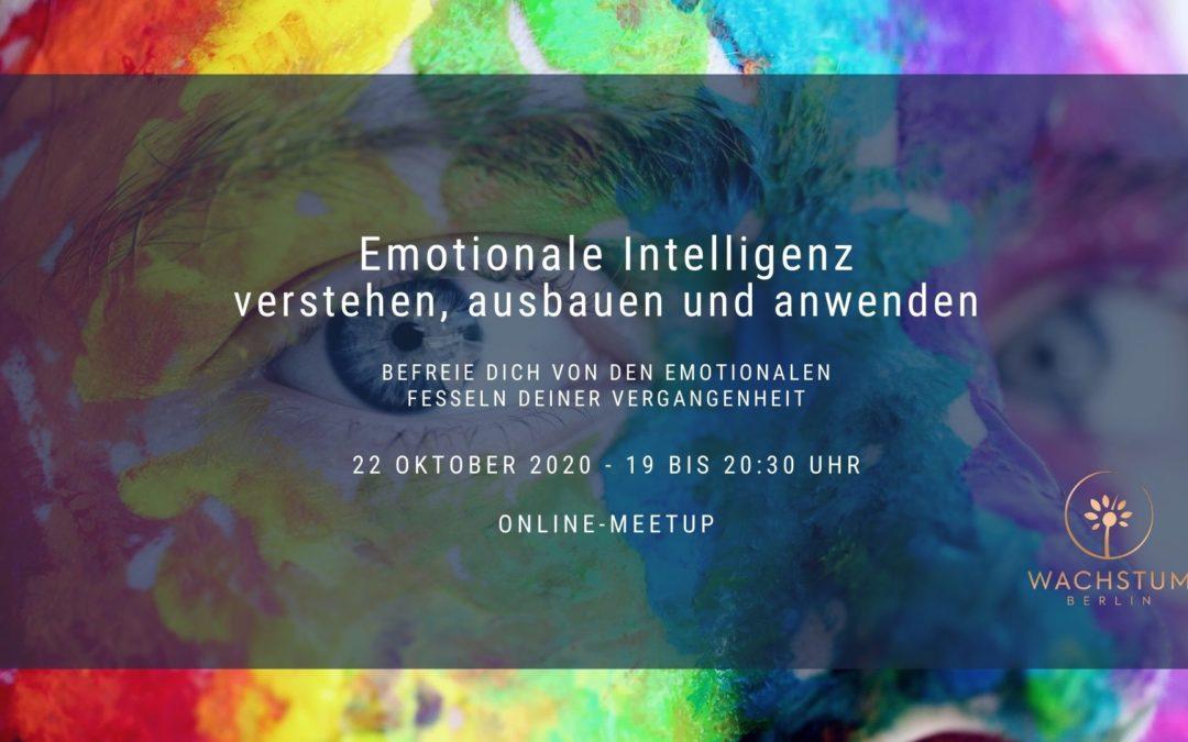 Online-Meetup: Emotionale Intelligenz verstehen, ausbauen und anwenden